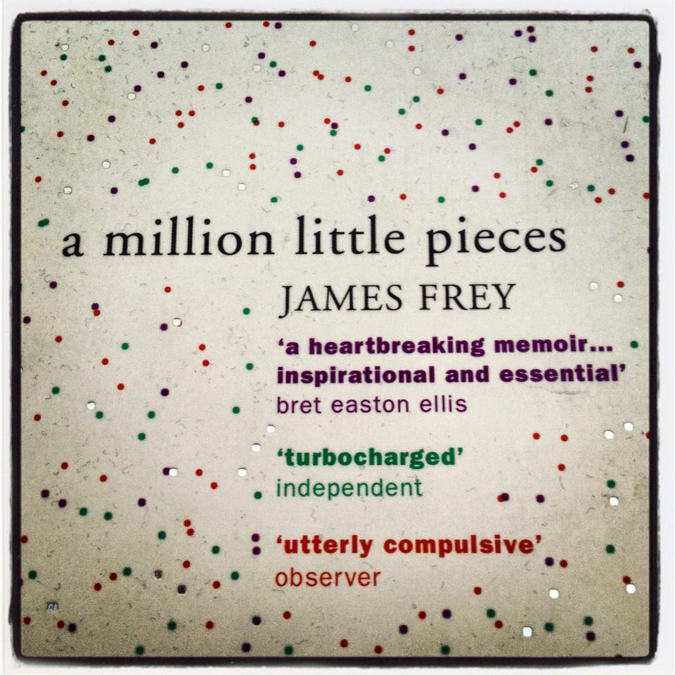 james frey a million little pieces essay
